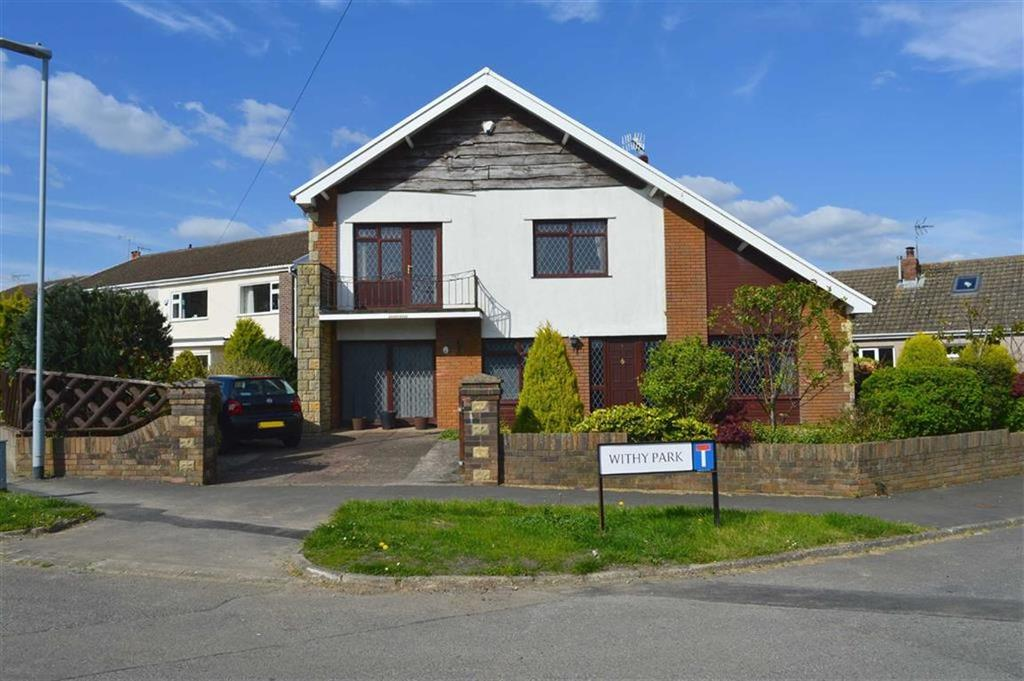 3 Bedrooms Detached House for sale in Withy Park, Bishopston, Swansea