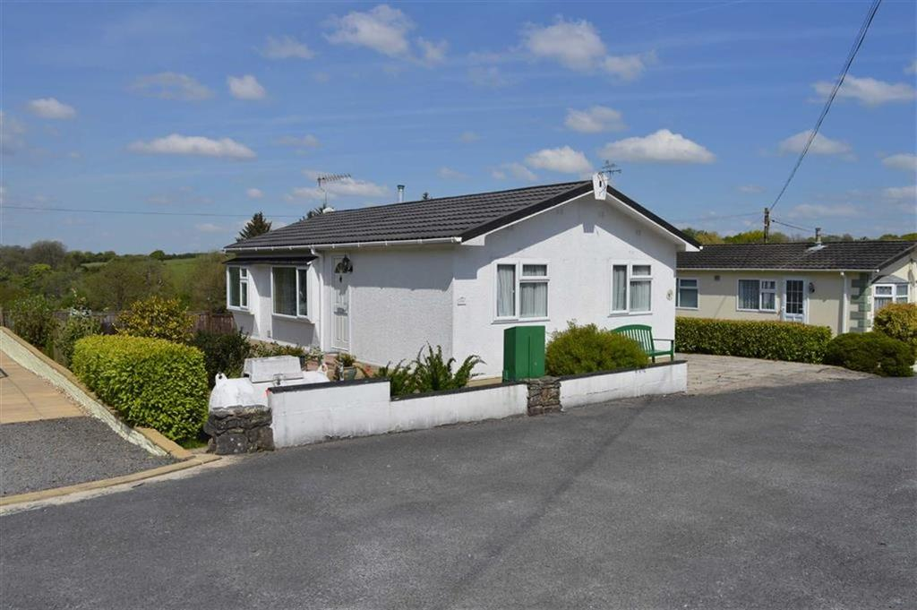 2 Bedrooms Detached Bungalow for sale in Cannisland Park, Parkmill, Swansea