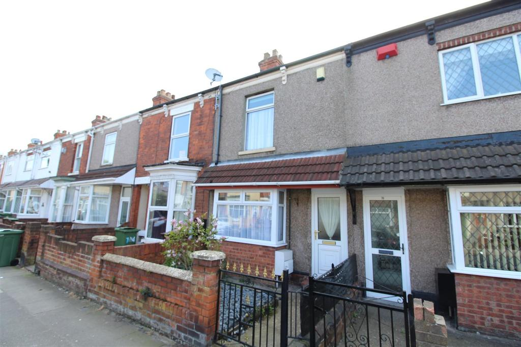 3 Bedrooms Terraced House for sale in 72 Freeston Street, Cleethorpes, N E Lincs, DN35 7PD