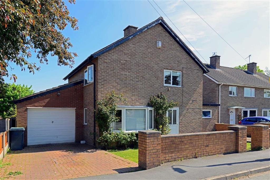 3 Bedrooms Link Detached House for sale in Coton Mount, Coton Hill, Shrewsbury, Shropshire