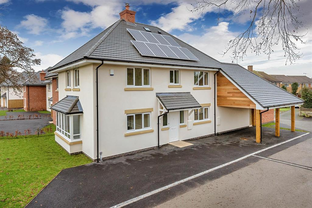 Morda Road Oswestry 4 Bed Detached House For Sale 163 334 950