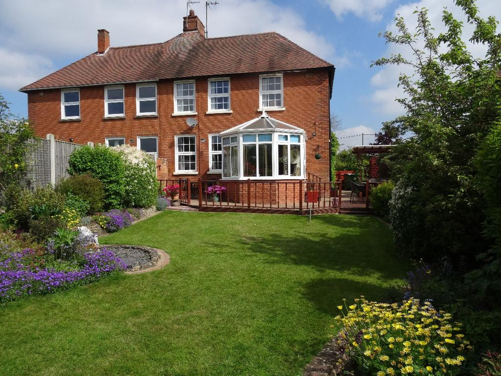 3 Bedrooms Semi Detached House for sale in MOORES HILL, OLNEY