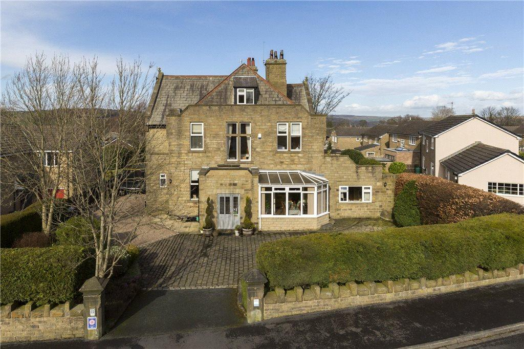 6 Bedrooms Unique Property for sale in The Manor, Sutton Drive, Cullingworth, Bradford