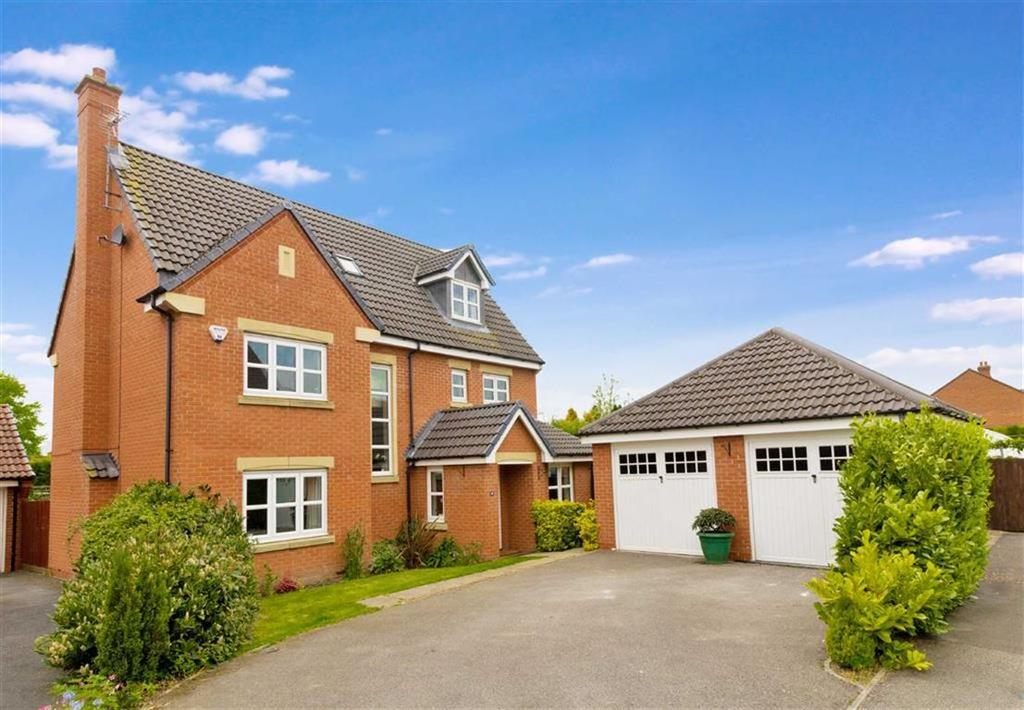 5 Bedrooms Detached House for sale in Marianne Close, Barrow Upon Soar, LE12