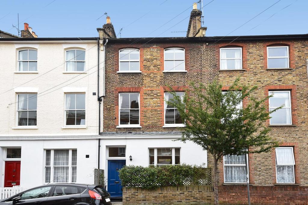 4 Bedrooms Terraced House for sale in Kilmarsh Road, Brackenbury Village, Hammersmith, W6
