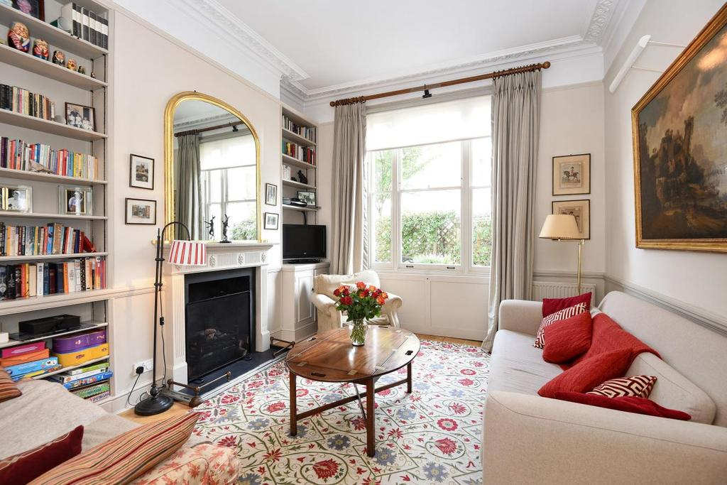 4 Bedrooms Terraced House for sale in Kilmarsh Road, Brackenbury Village, Hammersmith, W6
