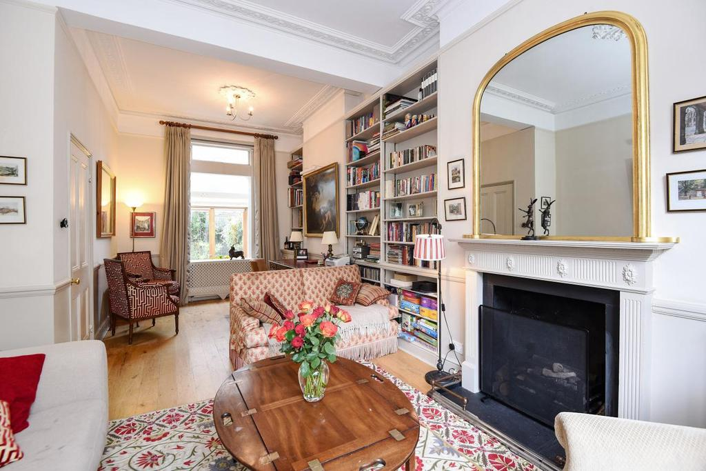 4 Bedrooms Terraced House for sale in Kilmarsh Road, Brackenbury Village, Hammersmith