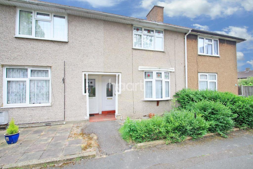 2 Bedrooms Terraced House for sale in Brett Gardens