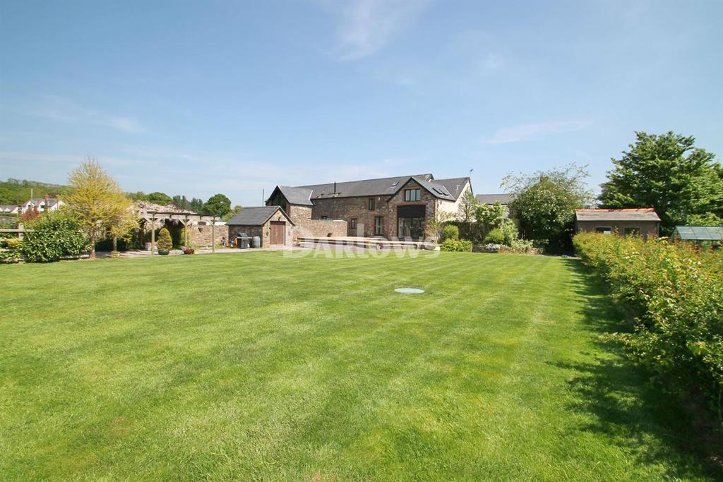4 Bedrooms Farm House Character Property for sale in Oak Barn, Tyn-Y-Brwyn Farm, Coedkernew