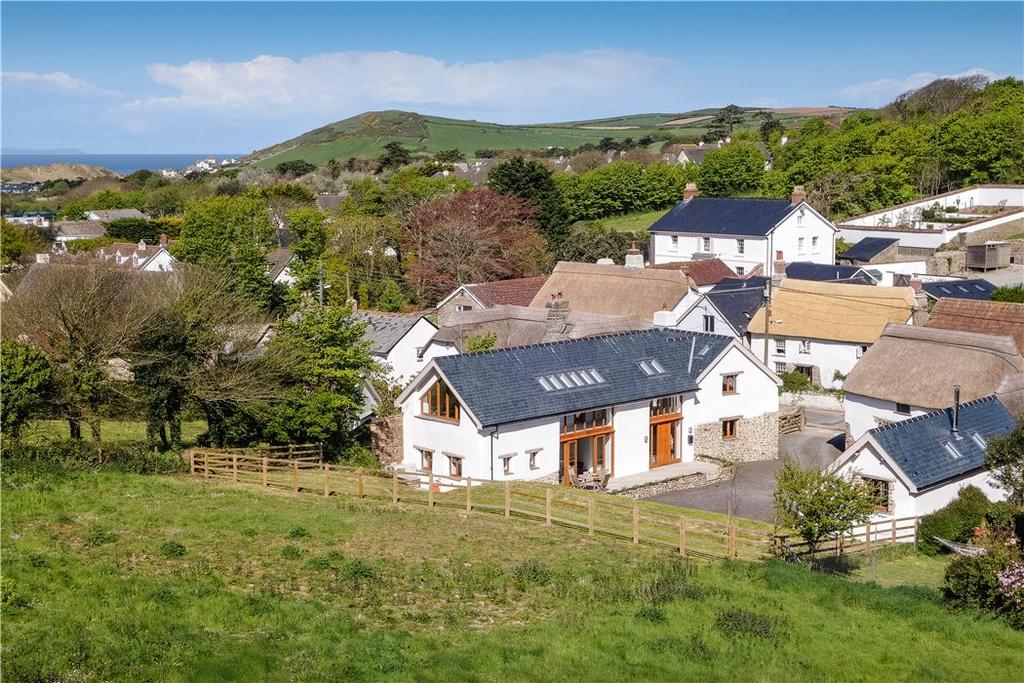 4 Bedrooms Detached House for sale in St Marys Road, Croyde, Devon, EX33