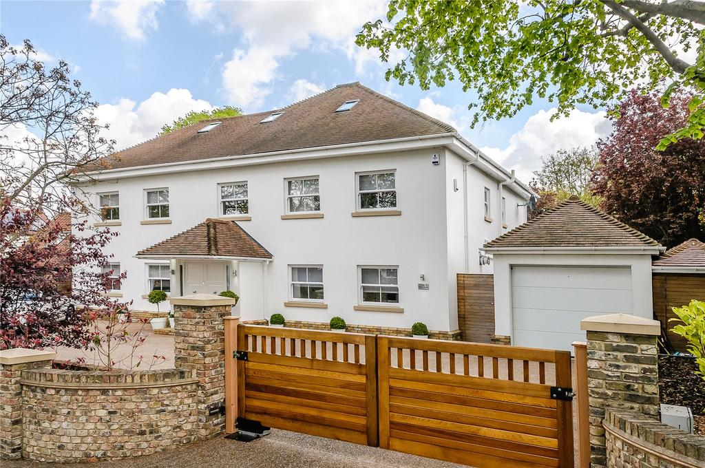5 Bedrooms Detached House for sale in Kelvedon Road, Little Braxted, Witham, Essex