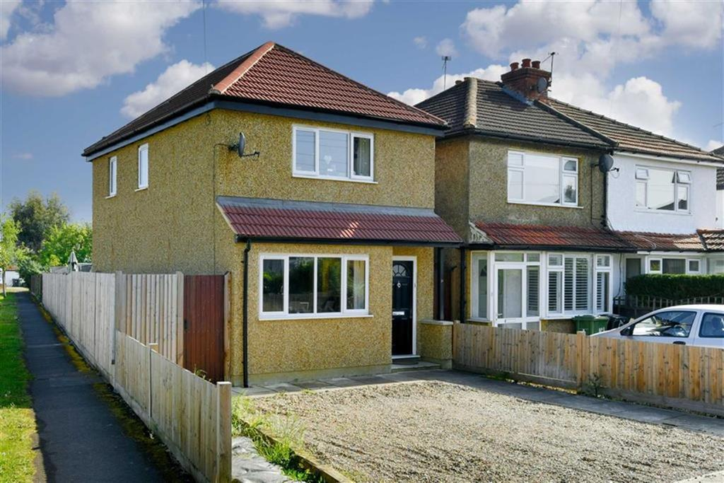3 Bedrooms Detached House for sale in Worthfield Close, West Ewell, Surrey