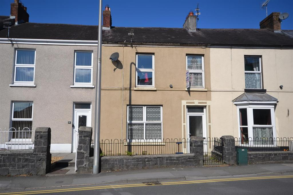 2 Bedrooms Terraced House for sale in Francis Terrace, Carmarthen