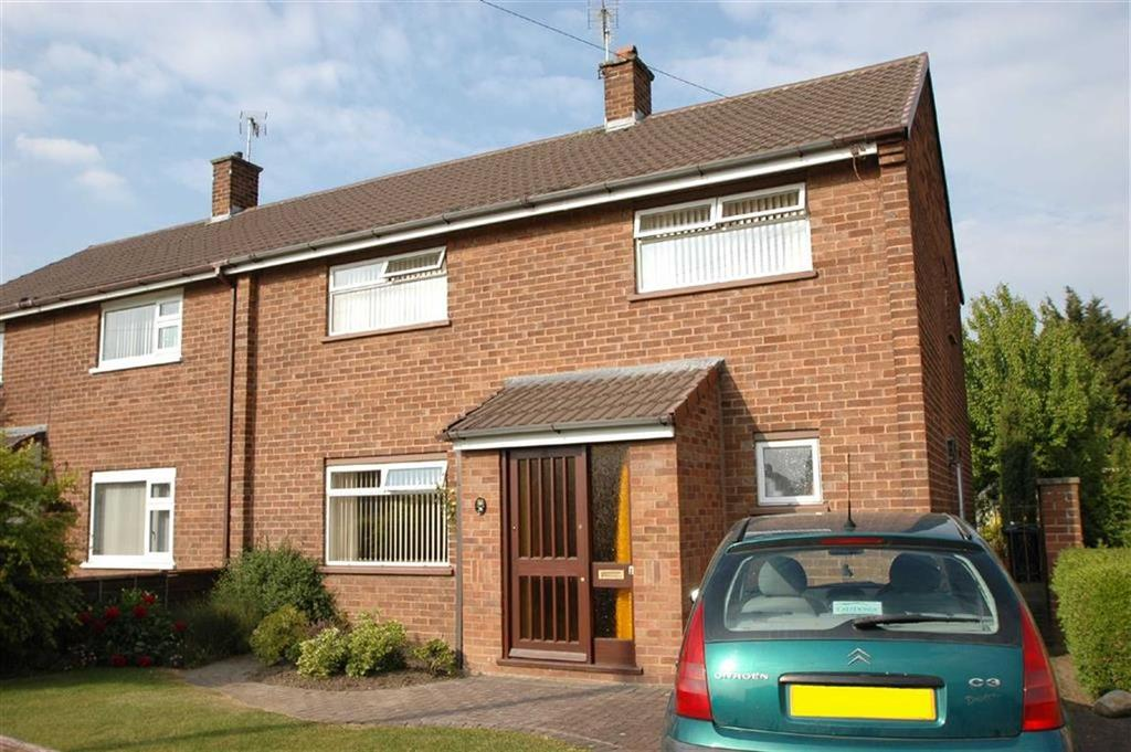 4 Bedrooms Semi Detached House for sale in Dyserth Road, Blacon, Chester