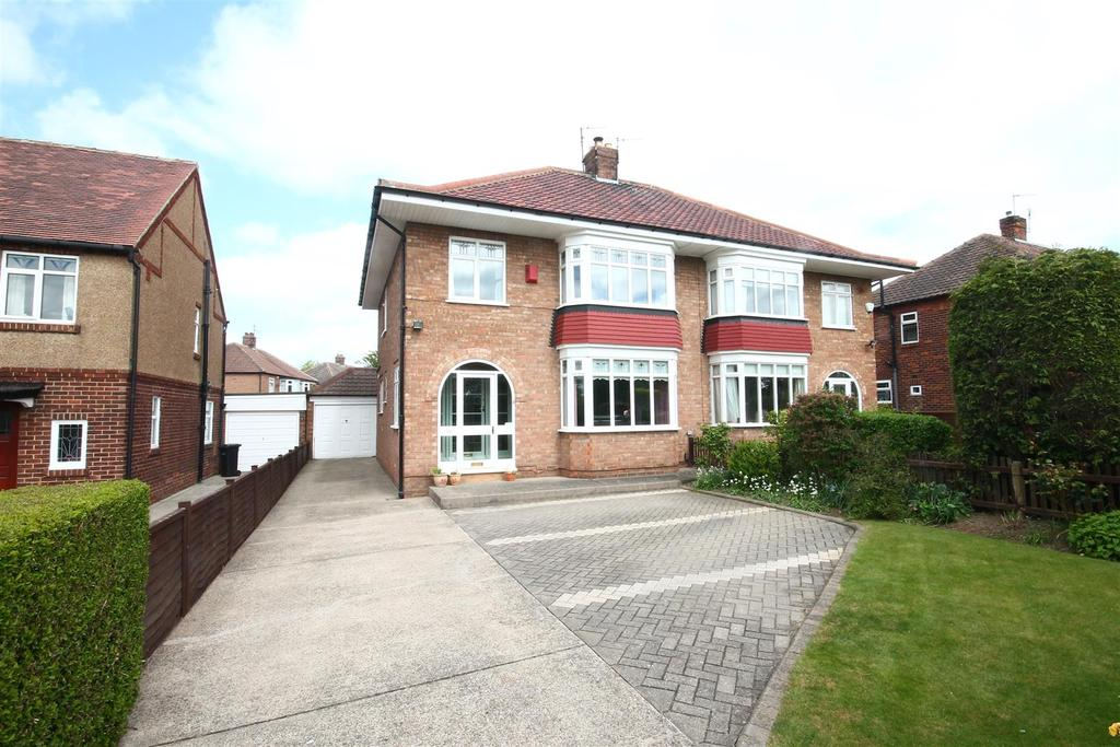 4 Bedrooms Semi Detached House for sale in Dixons Bank, Marton-In-Cleveland, Middlesbrough