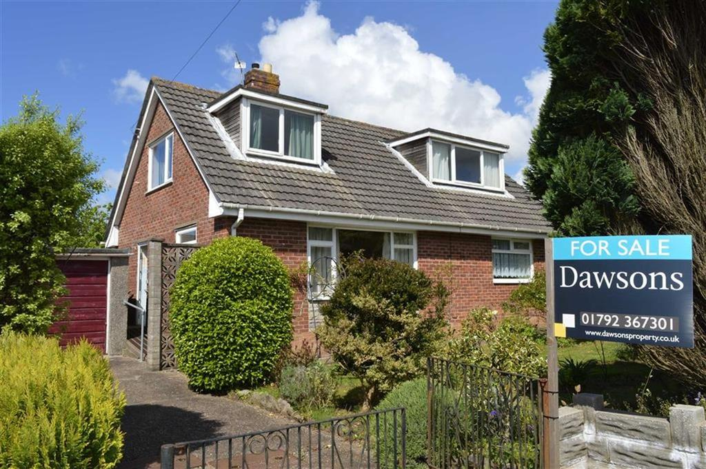 4 Bedrooms Detached Bungalow for sale in Southlands Drive, West Cross, Swansea