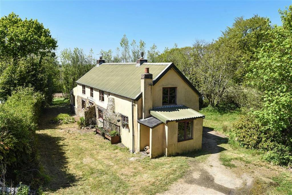 4 Bedrooms Detached House for sale in Halwill, Beaworthy, Devon, EX21