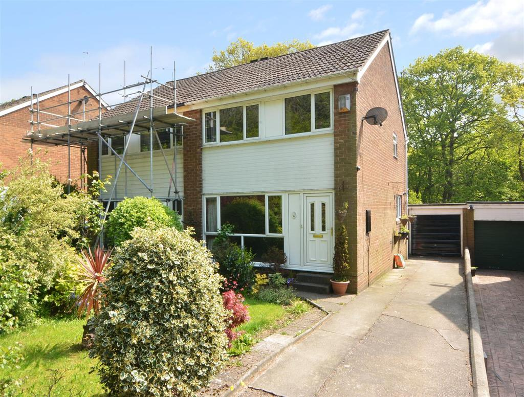 3 Bedrooms Semi Detached House for sale in Hawksworth Road, Horsforth