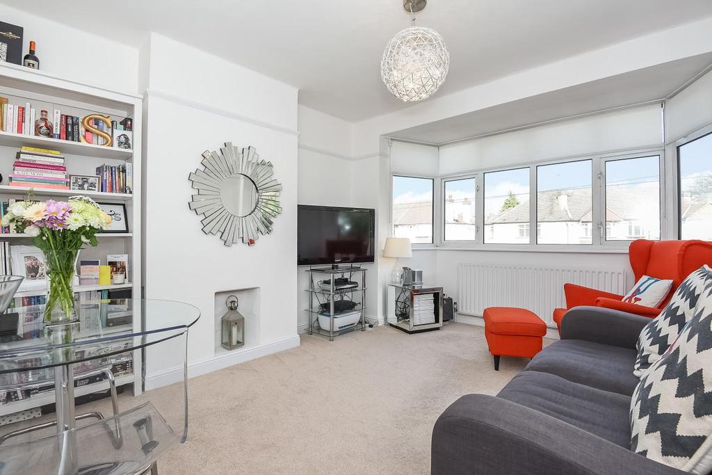 1 Bedroom Flat for sale in Cannon Hill Lane, Raynes Park, SW20