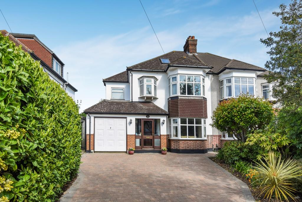 5 Bedrooms Semi Detached House for sale in Pickhurst Rise West Wickham BR4