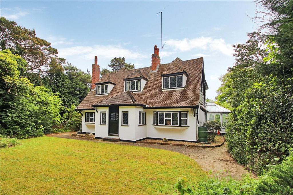 4 Bedrooms Detached House for sale in Firs Lane, Hollingbourne, Maidstone, Kent, ME17