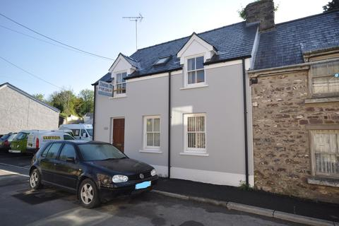 3 bedroom end of terrace house for sale - The Showroom, Clifton Street, Laugharne, SA33 4QG
