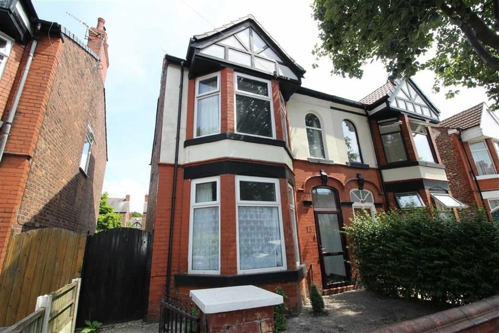 5 Bedrooms Semi Detached House for sale in Auburn Road, Old Trafford