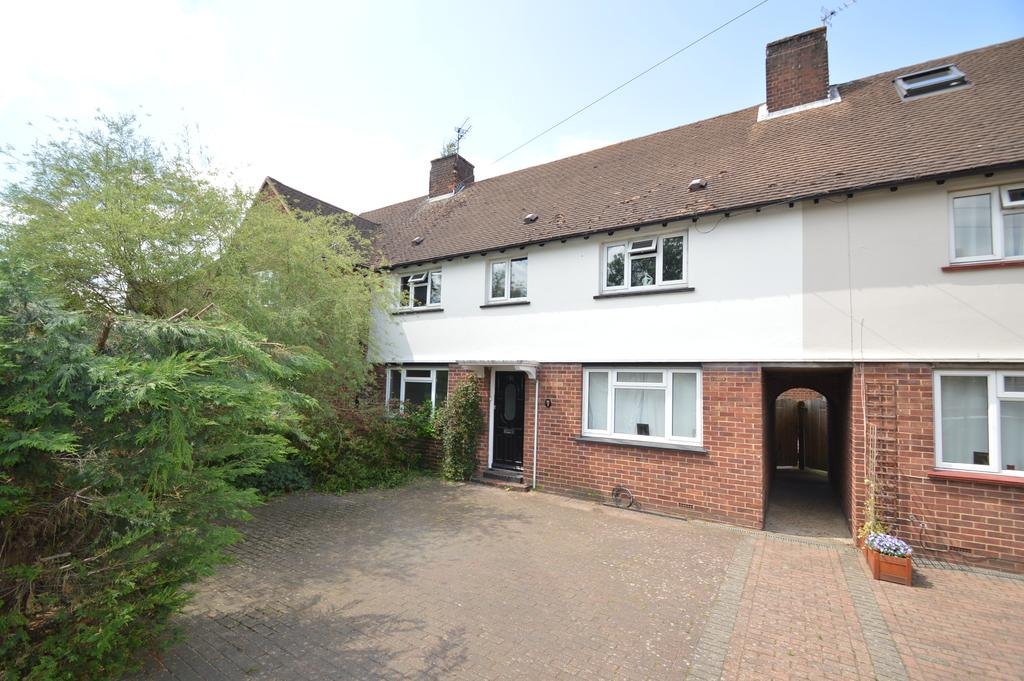 4 Bedrooms Terraced House for sale in Longmore Road, HERSHAM KT12