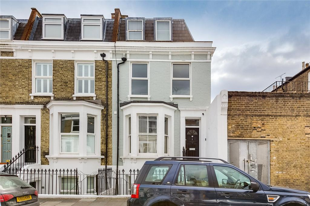 1 Bedroom Flat for sale in Halford Road, Fulham
