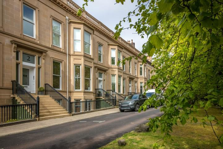 3 Bedrooms Duplex Flat for sale in 3 Queens Gardens, Dowanhill, G12 9DG