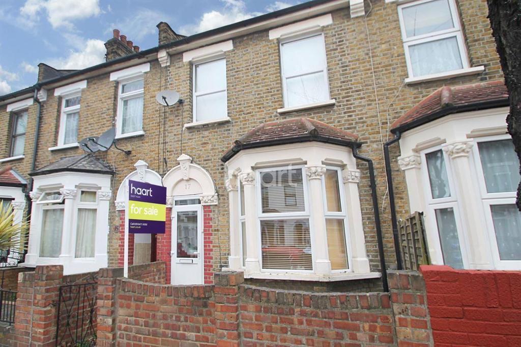 2 Bedrooms Terraced House for sale in Clacton Road, London