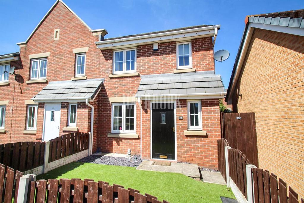 3 Bedrooms End Of Terrace House for sale in Middlepeak Way, Handsworth
