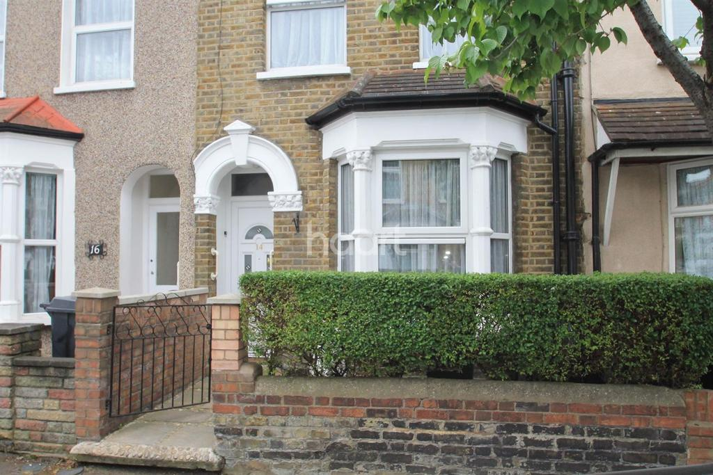 3 Bedrooms Terraced House for sale in Worcester Road, Walthamstow