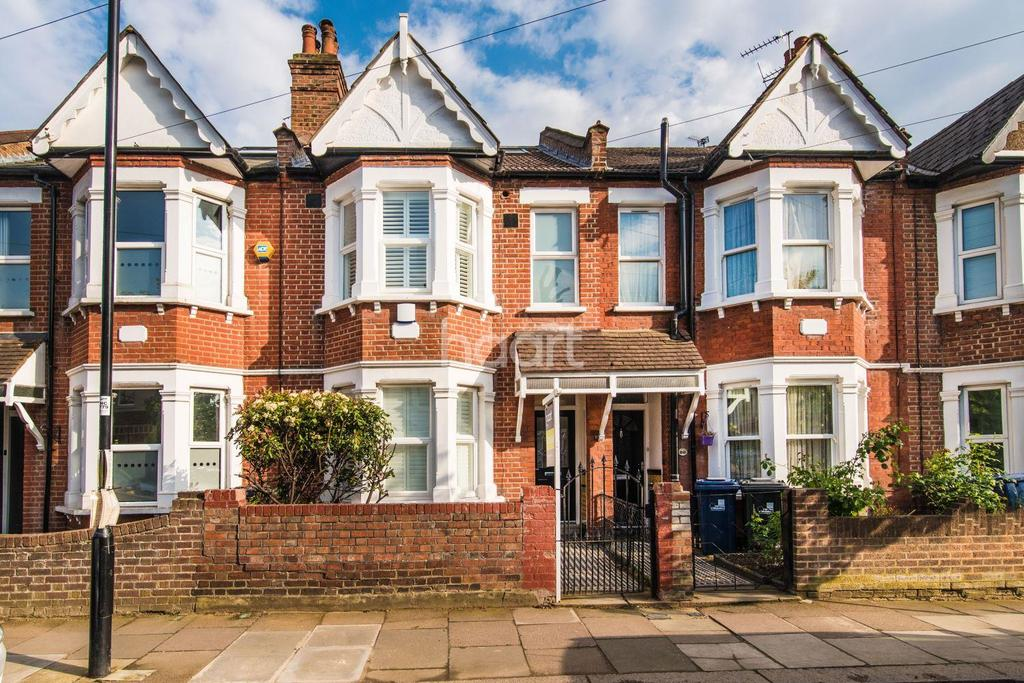 4 Bedrooms Terraced House for sale in Elthorne Park Road, Hanwell