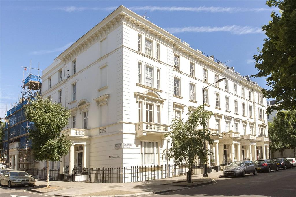 1 Bedroom Flat for sale in Gloucester Street, Pimlico, London, SW1V