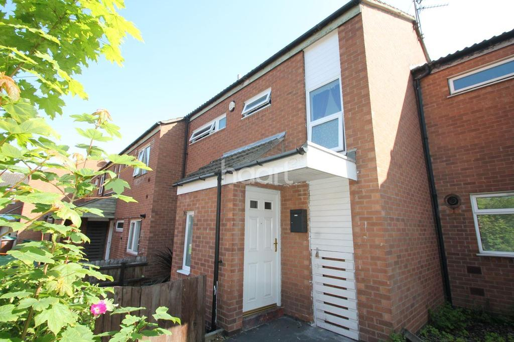 3 Bedrooms Terraced House for sale in Bruce Close, Meadows