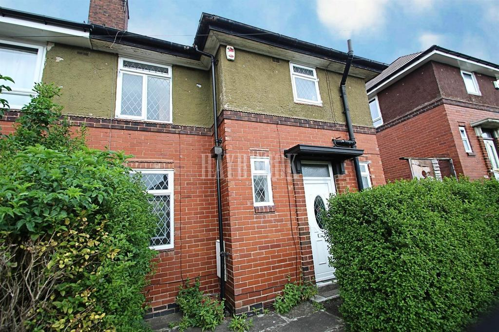 2 Bedrooms Semi Detached House for sale in Swanbourne Road, Parson Cross
