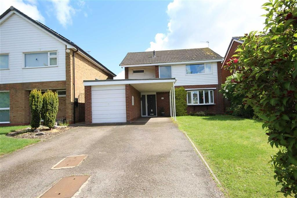 4 Bedrooms Detached House for sale in Valley Road, Leamington Spa, Warwickshire, CV32