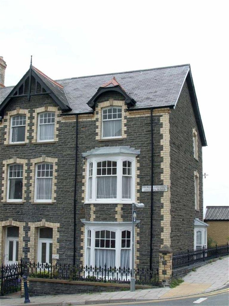 8 Bedrooms End Of Terrace House for sale in Dolgadfan, 5, Loveden Road, Aberystwyth, SY23