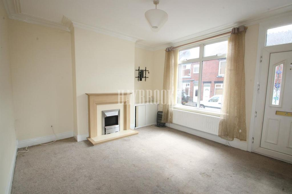 2 Bedrooms Terraced House for sale in Woodseats