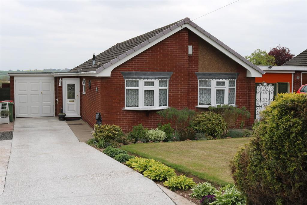 2 Bedrooms Detached Bungalow for sale in Curlew Close, Warton, Tamworth