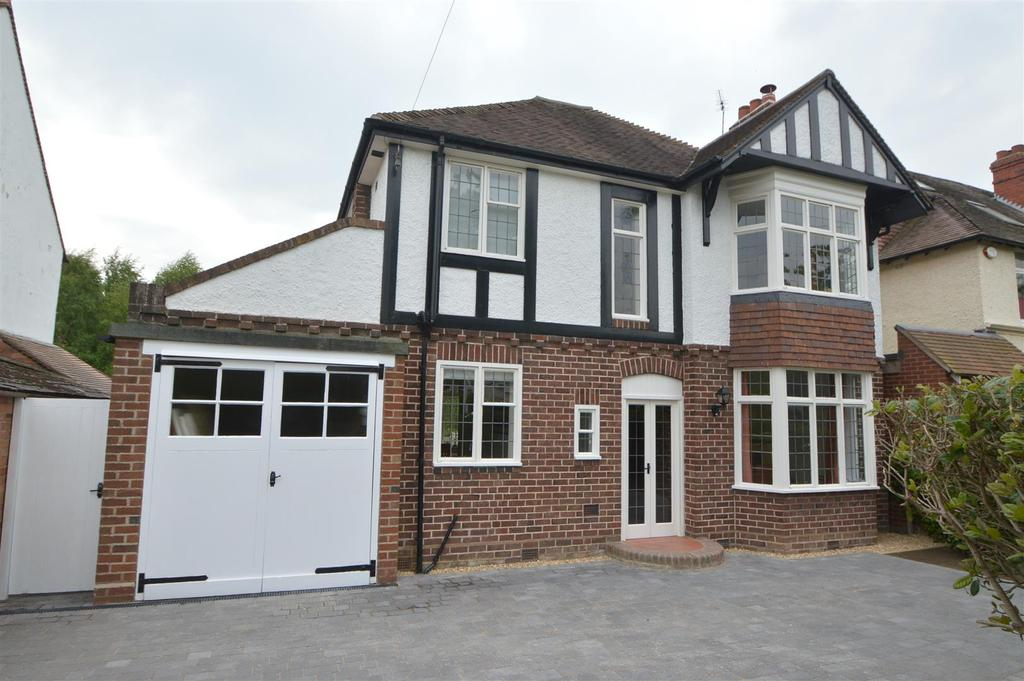 3 Bedrooms Detached House for sale in 21 Oakfield Road, Copthorne, Shrewsbury SY3 8AA