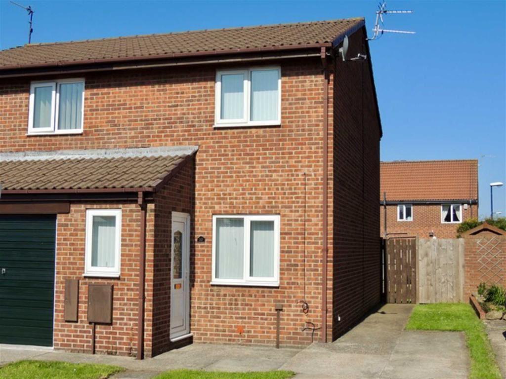 2 Bedrooms Semi Detached House for sale in Glen Luce Drive, Grangetown, Sunderland, SR2