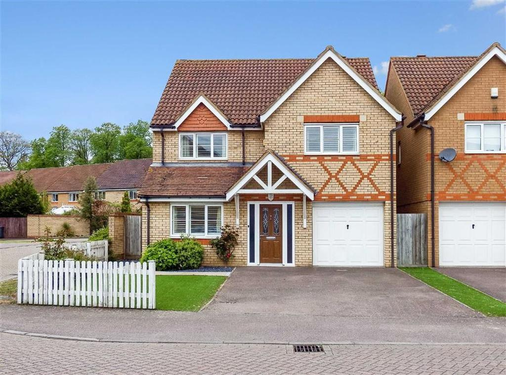 4 Bedrooms Detached House for sale in Orwell Avenue, Stevenage, Hertfordshire, SG1