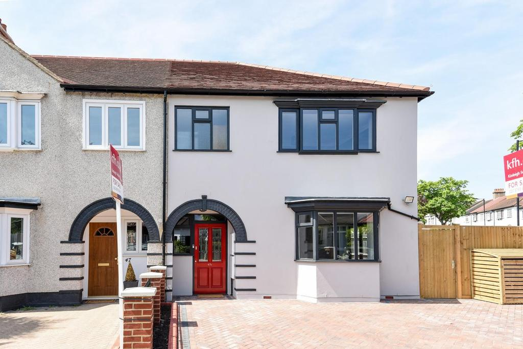 4 Bedrooms End Of Terrace House for sale in Strathbrook Road, Streatham
