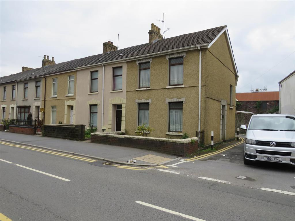 4 Bedrooms End Of Terrace House for sale in Pembrey Road, Llanelli