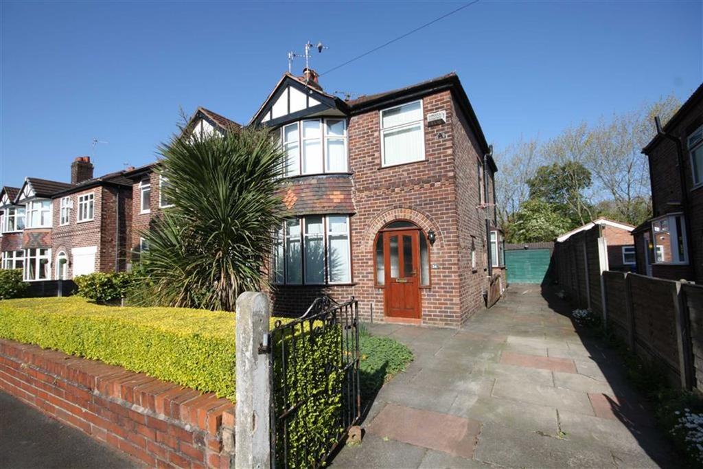 4 Bedrooms Semi Detached House for sale in Briarlands Avenue, Sale