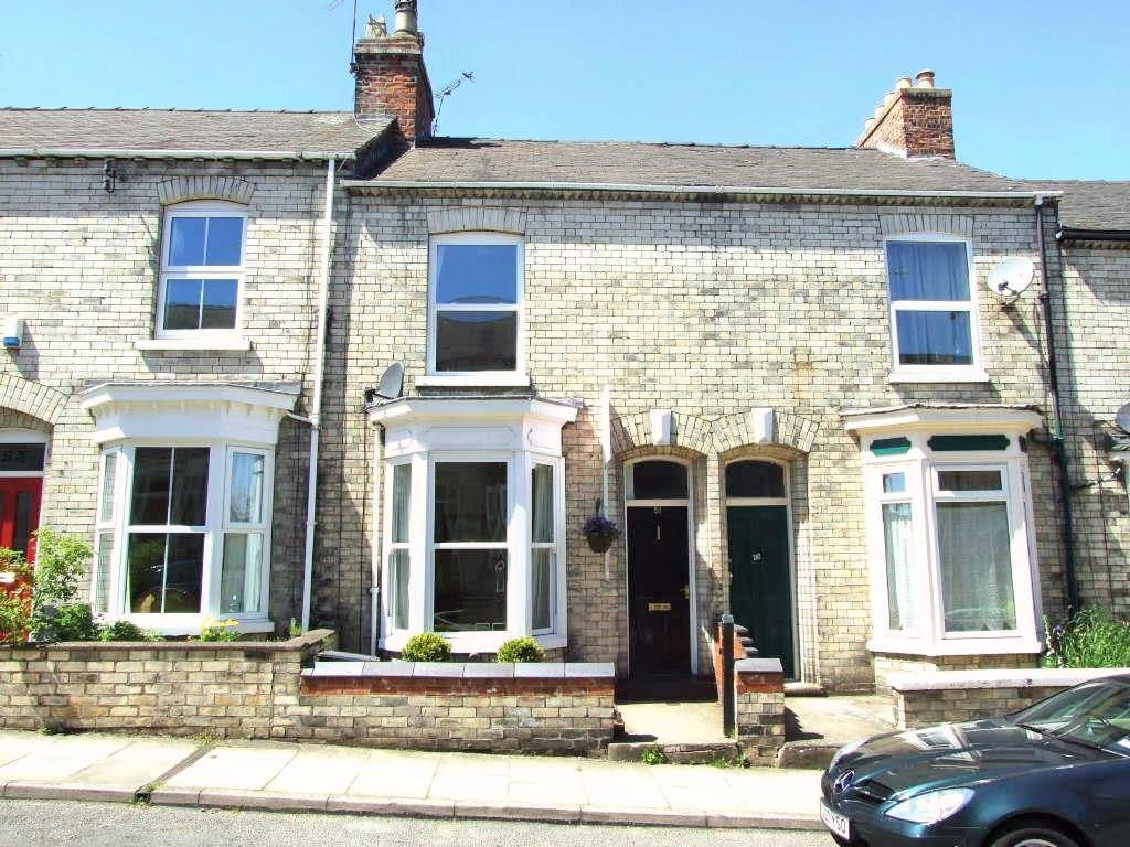 2 Bedrooms Terraced House for sale in Scott Street, Scarcroft Road, York