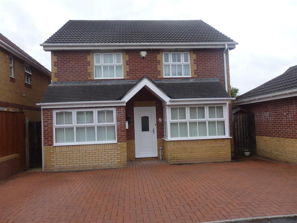 3 Bedrooms Detached House for sale in Maes Ty Gwyn, Llangennech, Llanelli