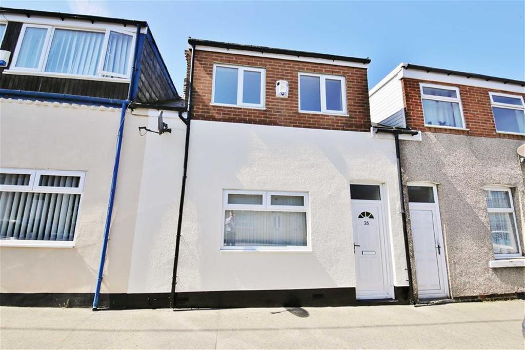 3 Bedrooms Cottage House for sale in Castlereagh Street, Silksworth, Sunderland, SR3